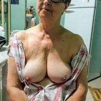 Henriette vieille chaudasse pour coup d'un soir dans le 13